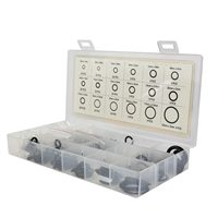 Metric Nitrile O-Ring Assortment Washer Kit (225 Pieces)