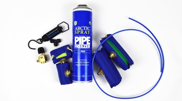 Professional Pipe Freeze Kit